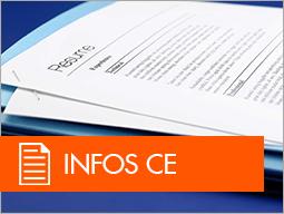 Infos CE