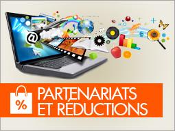 Partenariats et réductions