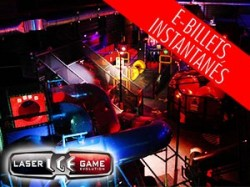 Laser Game (E-Billets)