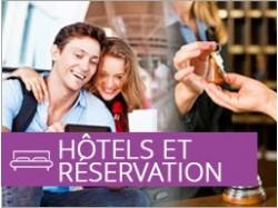 Hôtels & Réservations