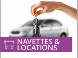 Navettes & locations