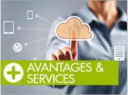 Avantages & Services
