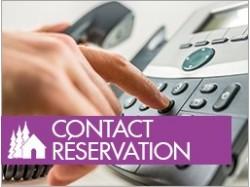 Contact Réservation