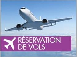 Réservation de vols
