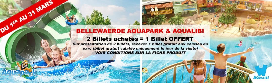 Offres parcs aquatiques
