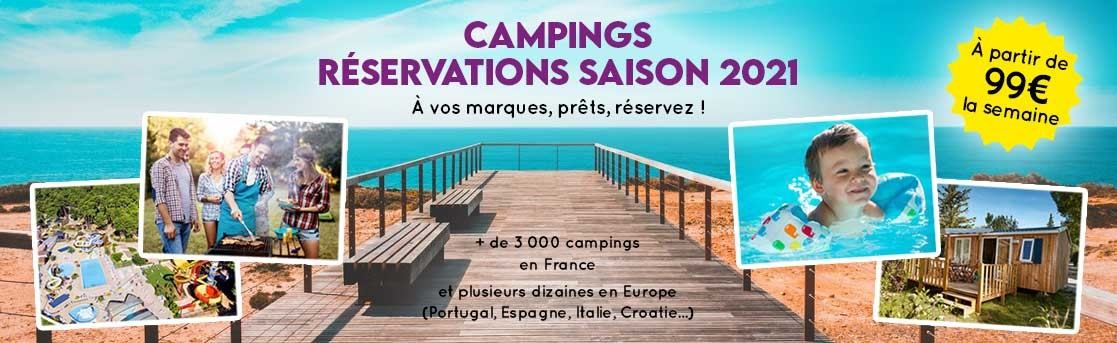 ouverture camping 2021