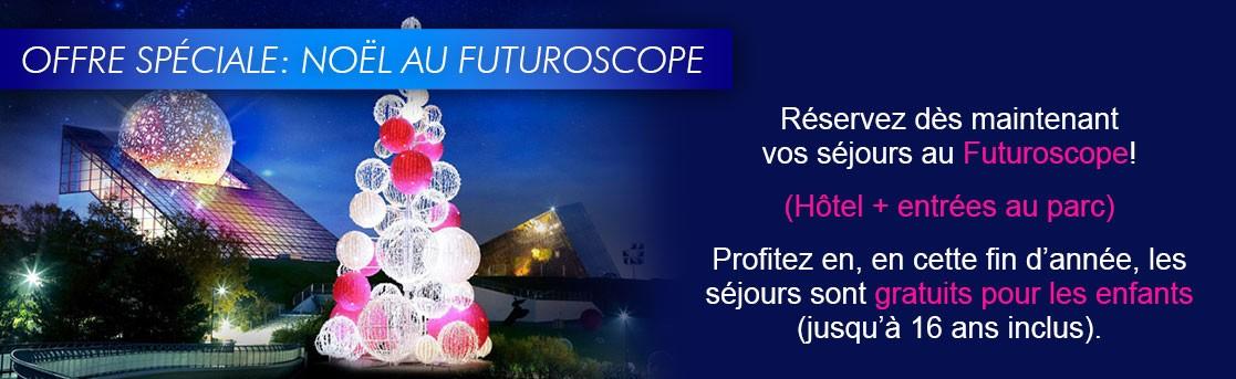 Séjours Futuroscope