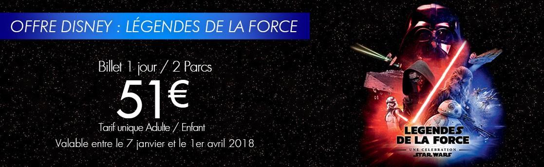 Offre Disney 51€
