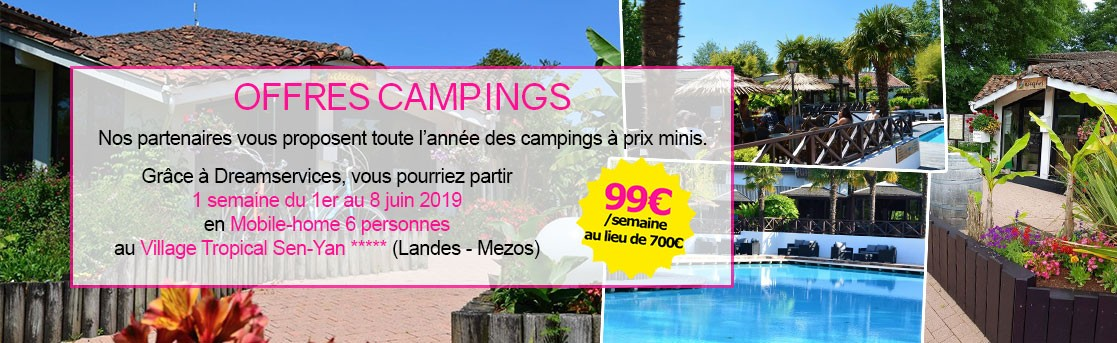 Exemple camping 99€
