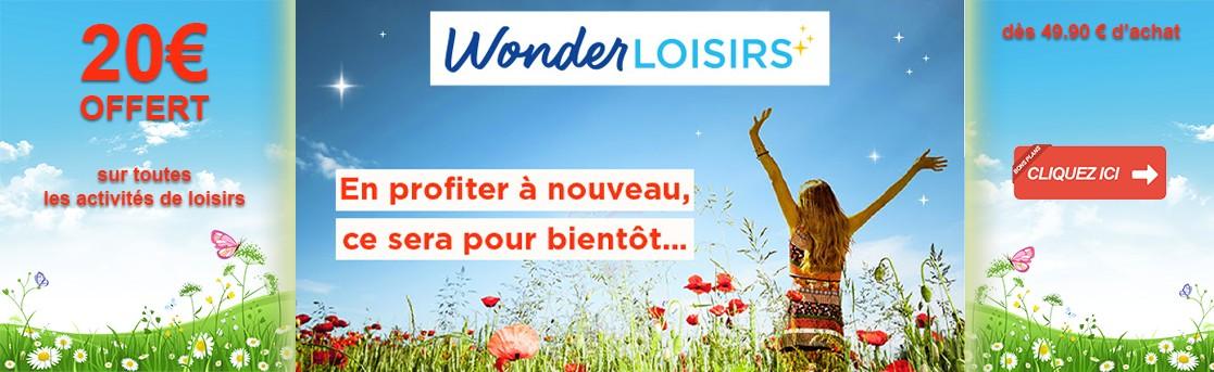 offre wonderloisirs